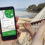 mobile application for travels